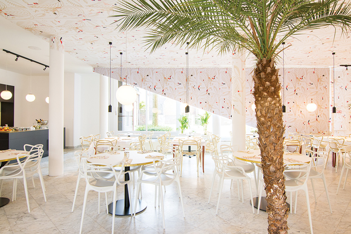 Hotel Mabi - Breakfast at Little Cannes
